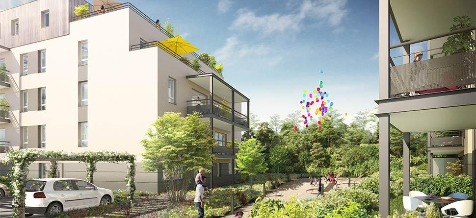 Programme immobilier La Roche Sur Foron (74800) Centre Ville ALT44