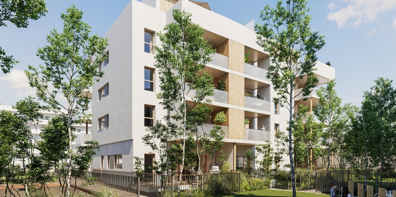 Programme immobilier QUA5 appartement à Saint-Priest (69800) Plein Centre Ville