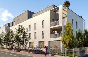 Programme immobilier QUA6 appartement à Vénissieux (69200) Grand Parilly