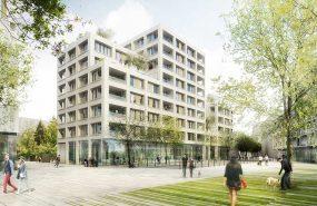 Programme immobilier VAL56 appartement à Annemasse (74100) Centre Ville