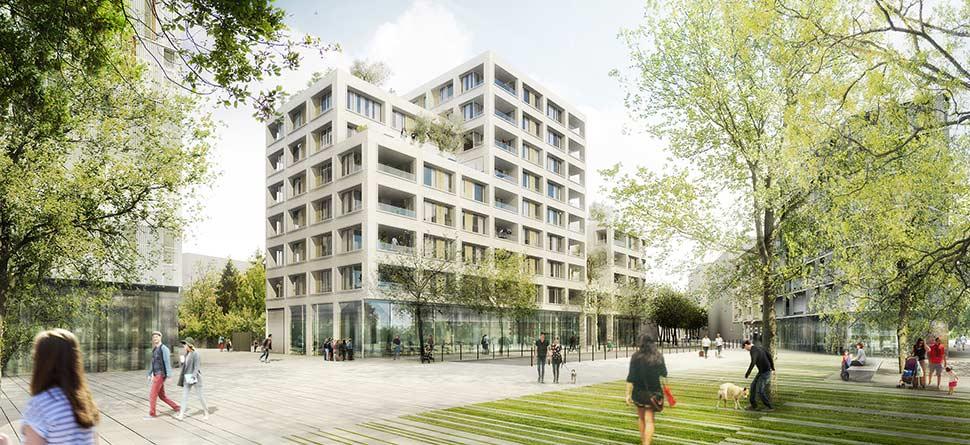 Programme immobilier Annemasse (74100) Centre Ville ALT39