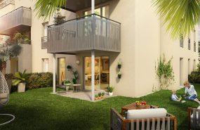Programme immobilier URB10 appartement à Six Fours Les Plages (83140) À 2 Pas du Centre Ville