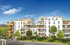 Programme immobilier ALT71 appartement à Aubagne (13400) À 25 mn du Vieux-Port et des plages en voiture