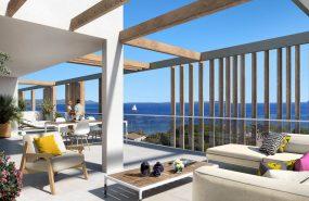 Programme immobilier ALT50 appartement à Hyères (83400) À quelques dizaines de mètres de la plage