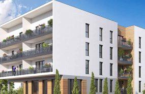 Programme immobilier KAB22 appartement à Thonon les Bains (74200) A deux pas du centre-ville de Thonon