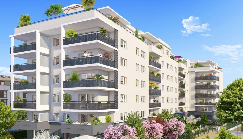 Programme immobilier ALT41 appartement à Annemasse (74100) CENTRE VILLE