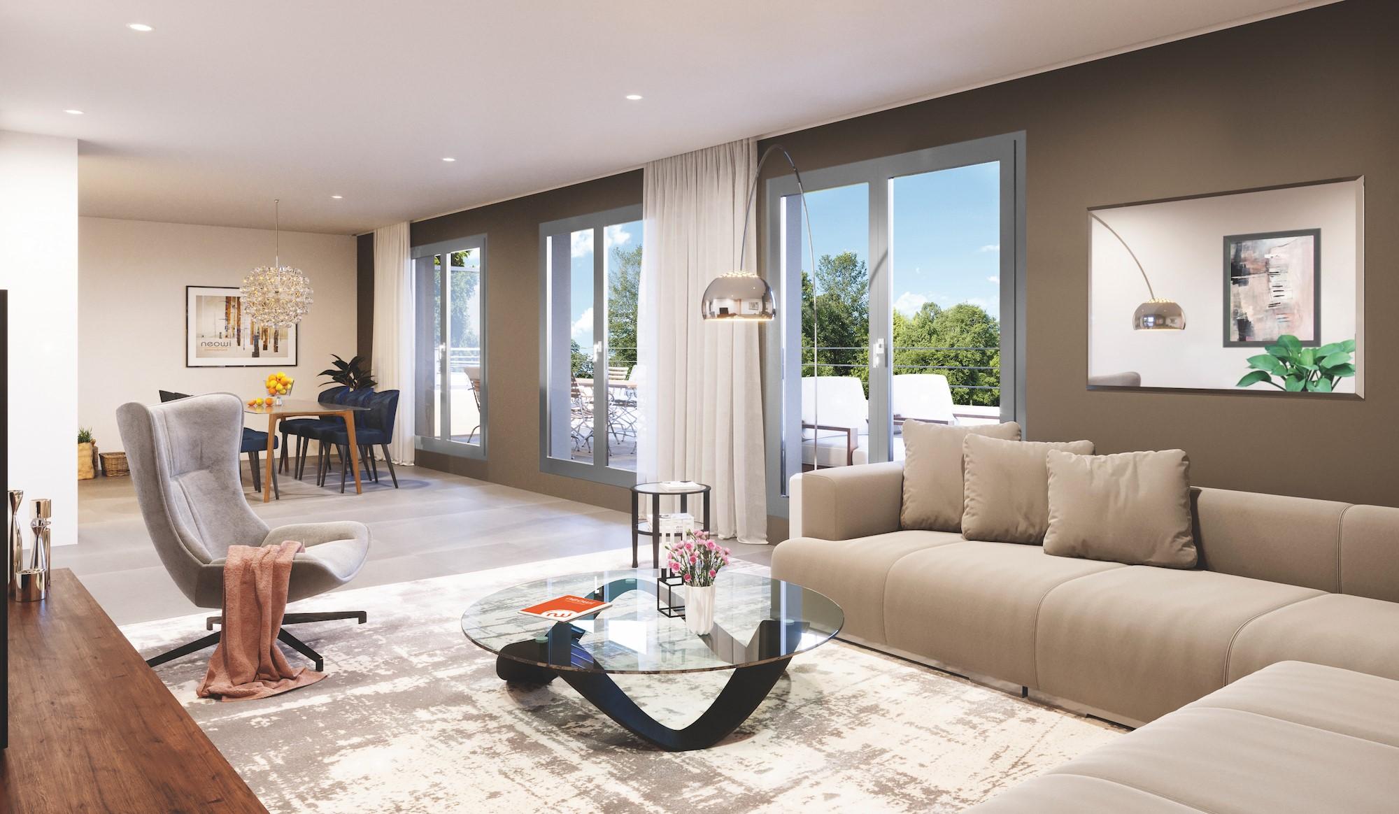 Programme immobilier Grigny (69520) Centre Ville AST1