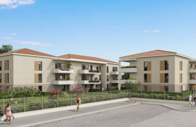 Programme immobilier ALT53 appartement à Frejus (83600) Domaine Privé avec Piscine