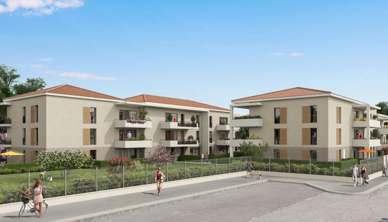 Programme immobilier ALT56 appartement à Frejus (83600) Proch Littoral