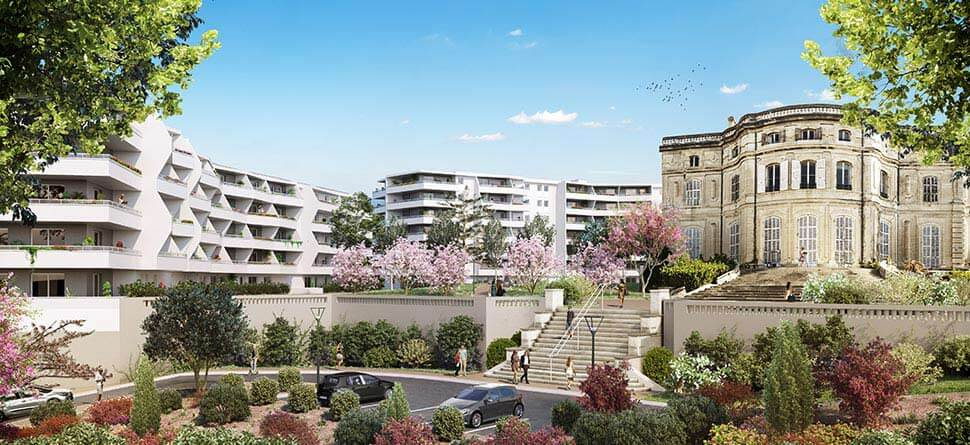 Programme immobilier Marseille 9ème (13009) Secteur Valmante VIN11