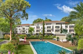 Programme immobilier ALT51 appartement à Hyères (83400) En Lisière du Centre Historique