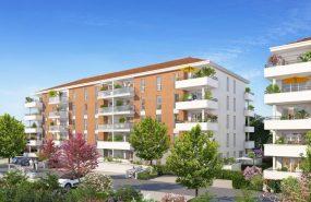 Programme immobilier URB3 appartement à Avignon (84140) Montfavet