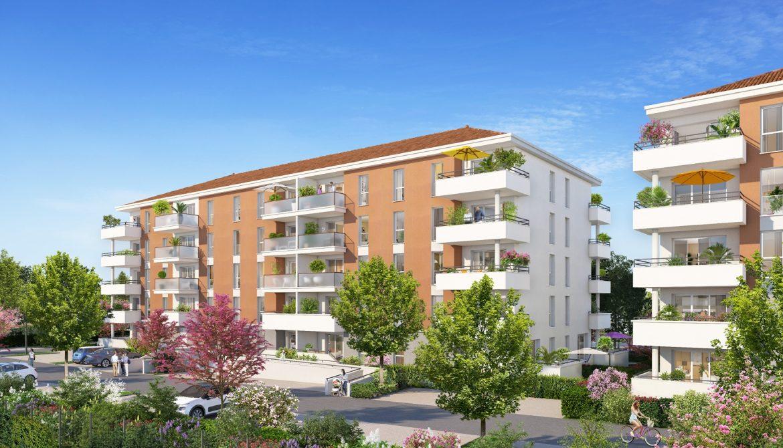 Programme immobilier Avignon (84140) Idéalement Situé PI33