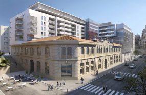 Programme immobilier ALT57 appartement à Marseille 2ème (13002) Euroméditerranée