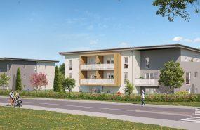 Programme immobilier KAB23 appartement à Thonon les Bains (74200) À 5 min du centre-ville