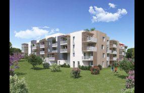 Programme immobilier ALT52 appartement à Frejus (83600) Nord de la Commune