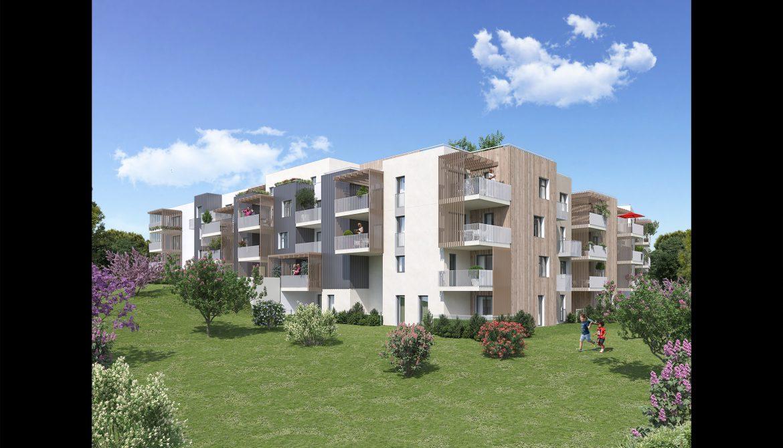 Programme immobilier Frejus (83600) Nord de la Commune ALT56