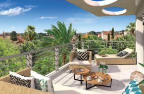 Programme immobilier VAL85 appartement à Six Fours Les Plages (83140) Quartier résidentiel