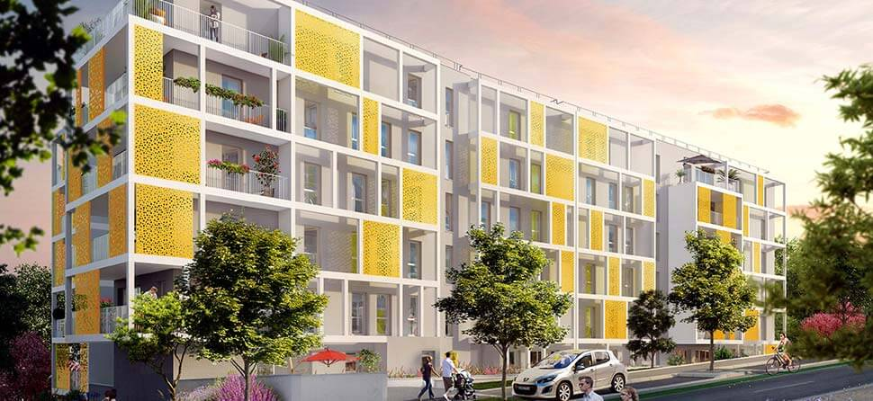 Programme immobilier Marseille 13ème (13013) Quartier de La Croix Rouge SP8