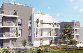 Programme immobilier VAL97 appartement à Marseille 13ème (13013) Quartier de La Croix Rouge