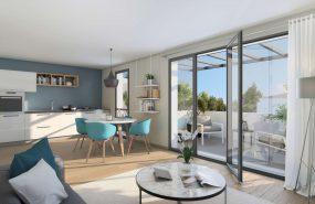 Programme immobilier KAB18 appartement à Marignane (13700) Plein Centre Ville