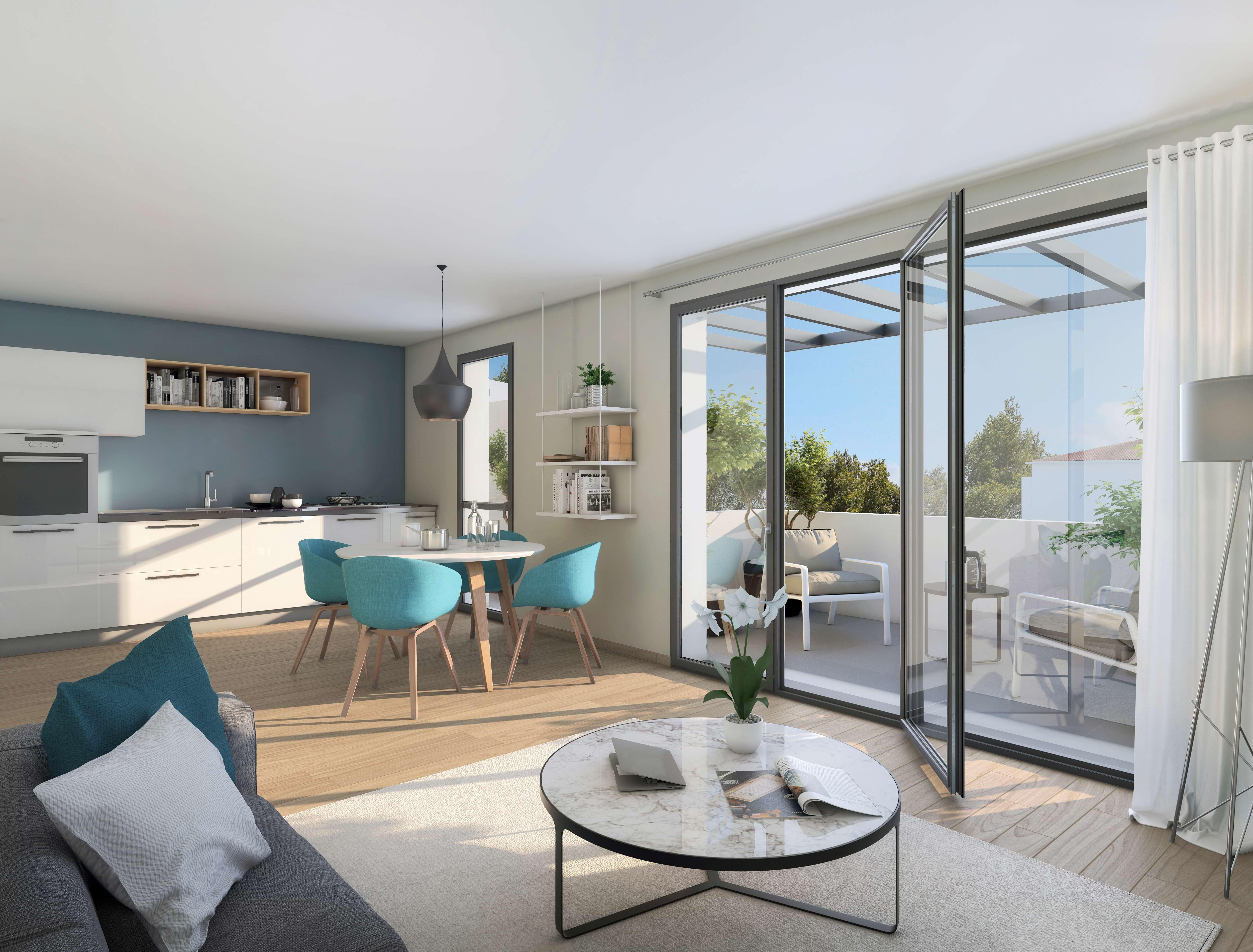 Programme immobilier Marignane (13700) Plein Centre Ville VAL92