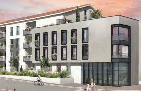Programme immobilier KAB21 appartement à Vienne (38200) Quartier de la Pyramide
