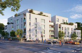 Programme immobilier CO9 appartement à Villefranche-sur-Saône (69400) Un cadre de vie urbain et nature