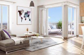 Programme immobilier VAL42 appartement à Villeurbanne (69100) Gratte Ciel