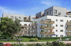 Programme immobilier ALT37 appartement à Ambilly (74100) PLEIN COEUR DU VILLAGE