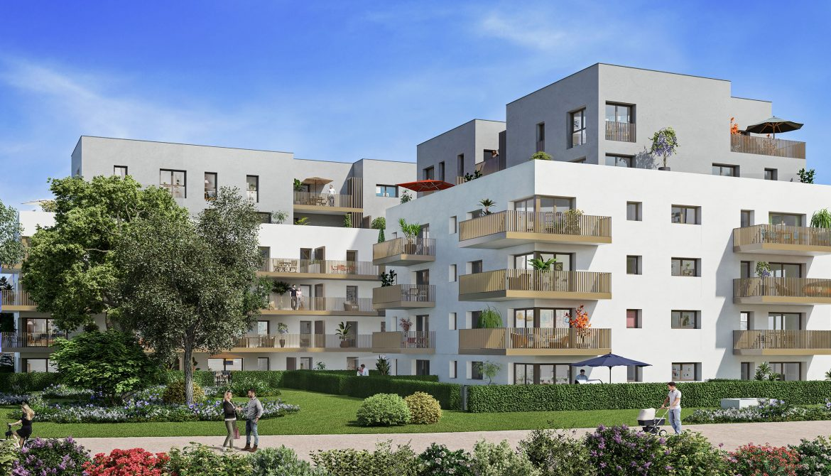 Programme immobilier ALT37 appartement à Ambilly (74100) PLEIN COEUR DU VILLAGE