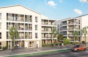 Programme immobilier VAL102 appartement à Roquevaire (13360) Coeur du Village