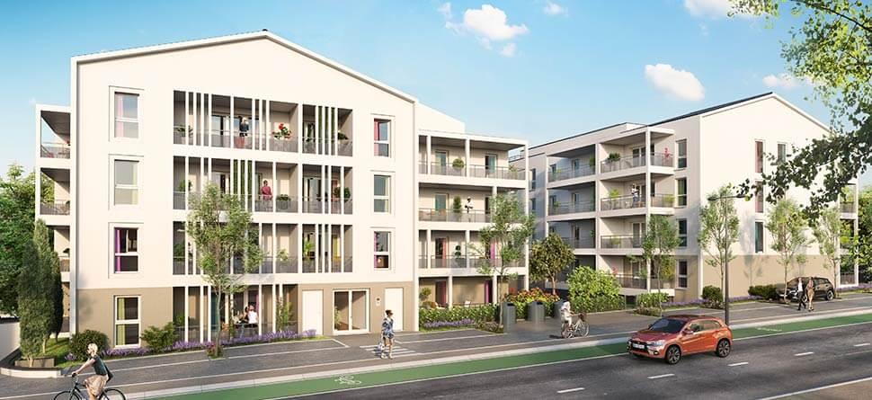 Programme immobilier Roquevaire (13360) Coeur du Village URB18