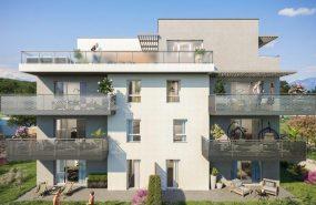 Programme immobilier ALT30 appartement à Varces Allieres et Risset (38760) Proche Centre Ville