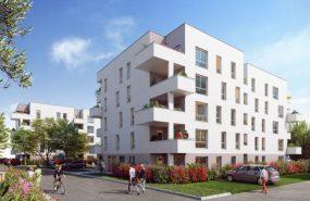 Programme immobilier CAP6 appartement à Villefontaine (38090) Proche Centre Ville