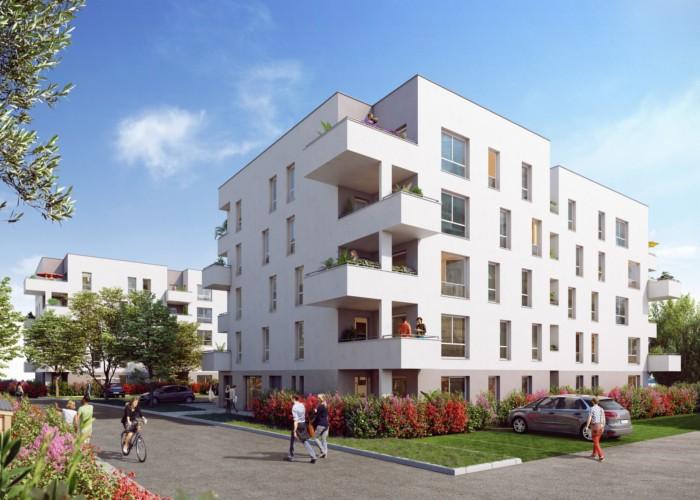 Programme immobilier Villefontaine (38090) Proche Centre Ville PI30