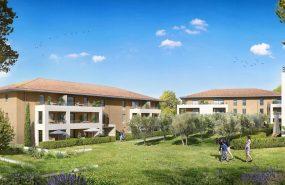 Programme immobilier QUA7 appartement à Aix-En-Provence (13100) À deux pas d'Aix-en-Provence