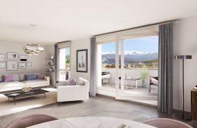 Programme immobilier ALT31 appartement à Pont de Claix (38800) Quartier de la Minoterie