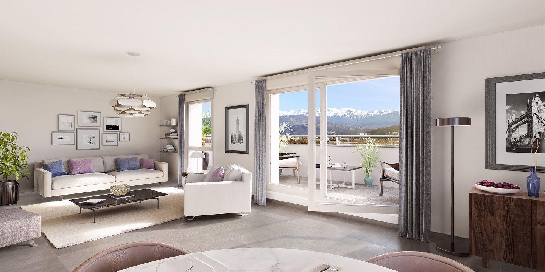 Programme immobilier VAL49 appartement à Pont de Claix (38800) Secteur Villancourt