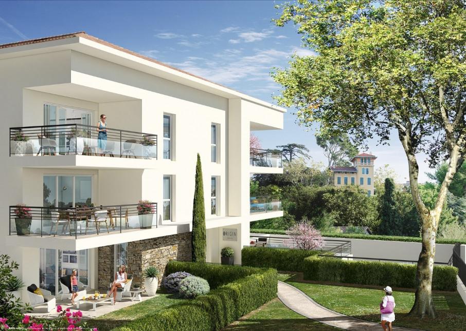 """Programme immobilier Marseille 12ème (13012) Hameau """"des Caillols"""" VIN13"""