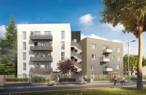 Programme immobilier NWI1 appartement à Tassin-la-Demi-Lune (69160) Nichée au centre de Tassin