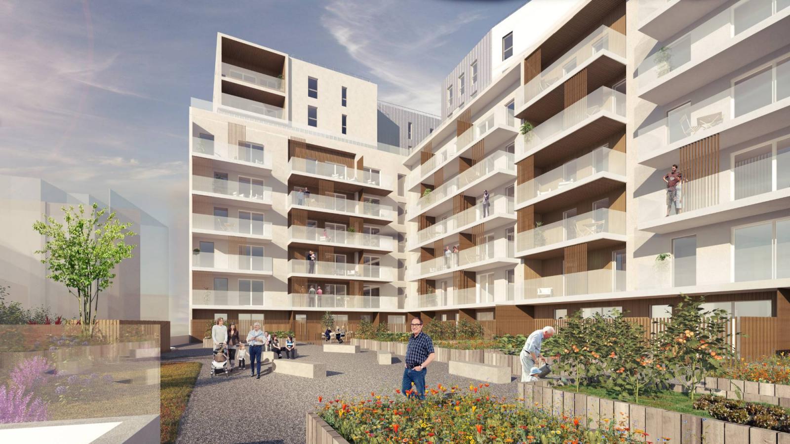 Programme immobilier VAL57 appartement à Annemasse (74100) Centre Ville