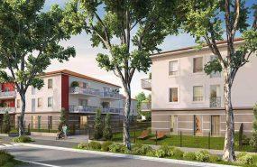 Programme immobilier VAL44 appartement à Miribel (01700) Quarter des Echets