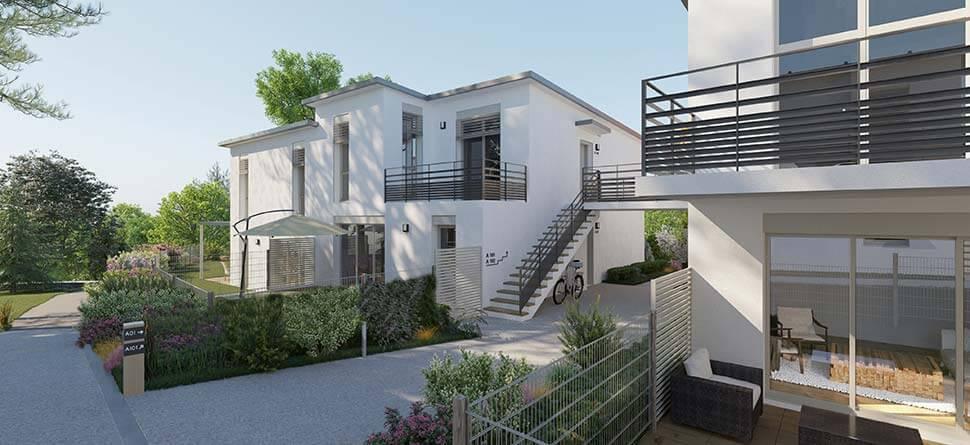 Programme immobilier Lyon 5ème (69005) SECTEUR VALDO AJA8