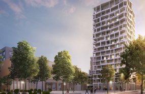 Programme immobilier VAL13 appartement à Lyon 2ème (69002) Confluence