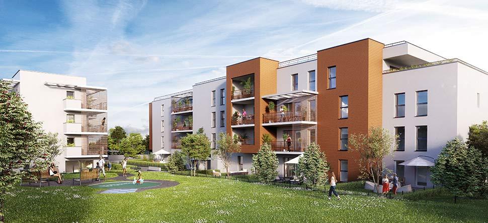 Programme immobilier VAL88 appartement à Aubagne (13400) Aubagne Centre