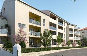 Programme immobilier QUA3 appartement à Marseille 11ème (13011) La Valentine