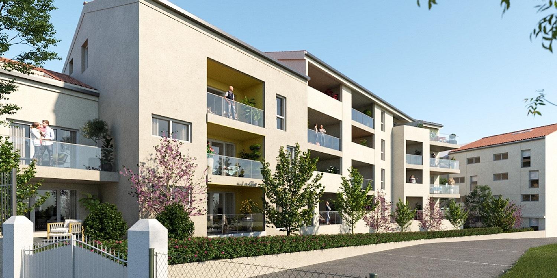 Programme immobilier Marseille 11ème (13011) La Valentine ALT63