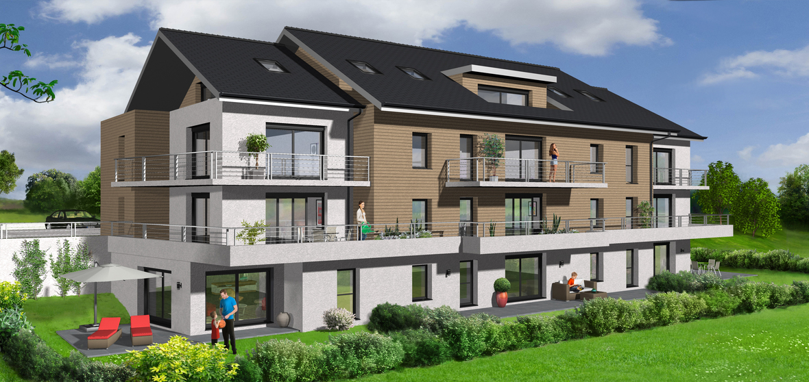 Programme immobilier Challex (01630) Coeur village Pourquoi investir dans l'immobilier neuf ?