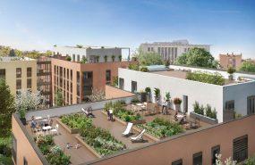 Programme immobilier CRA3 appartement à Lyon 4ème (69004) Croix-Rousse